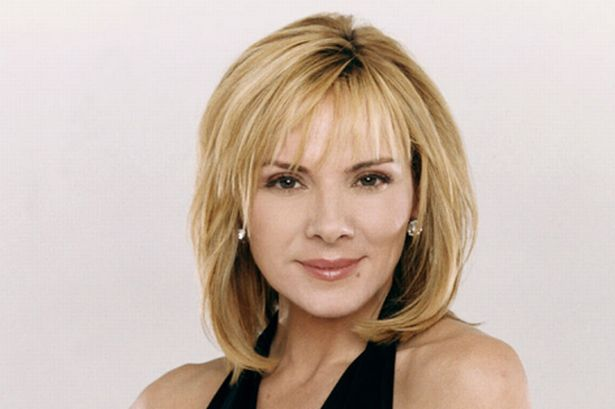Sex and the City star Kim Cattrall
