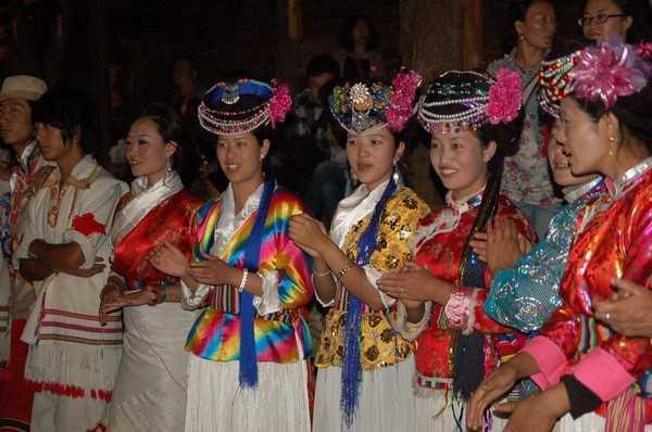 Tribo Mosuo China