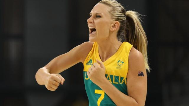 Lauren Jackson Best Female Basketball Players