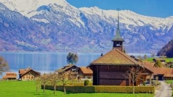 Switzerland Pass_10 Safest Countries