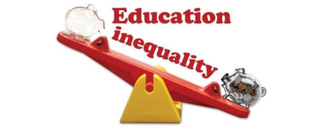 Educational disparity