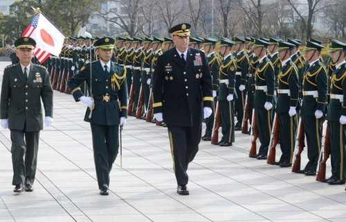 Japan Army Chief