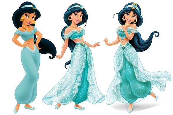 Jasmine disney princess photos