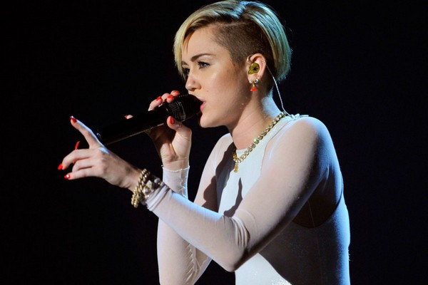 Top 10 Female Artists Miley Cyrus