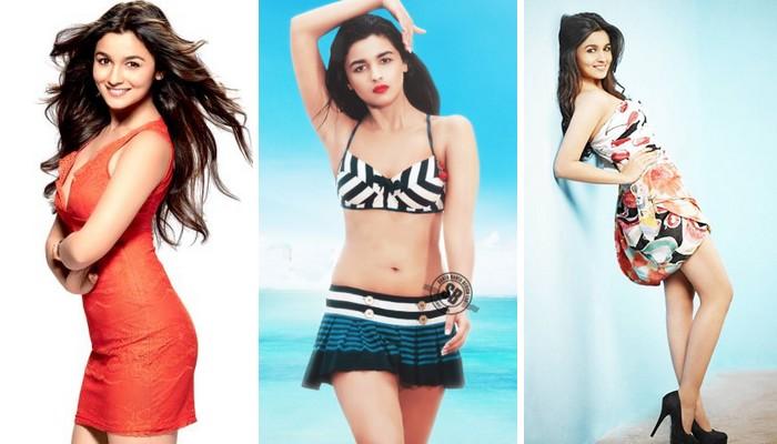 Alia Bhatt garota mais bonita 2020