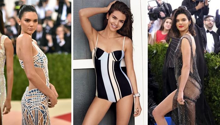 Kendall Jenner mais linda garota 2020