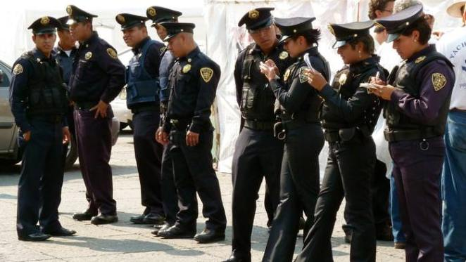 Mexico Most Corrupt Police Forces
