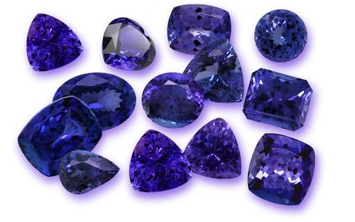 Tanzanite Rarest Gemstones