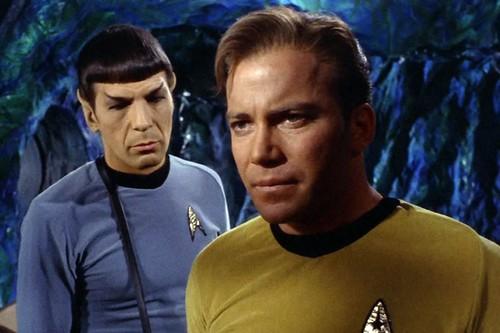 William Shatner and Leonard Nimoy