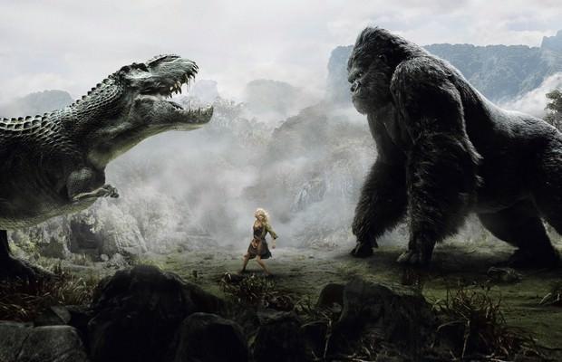 King Kong Interesting Kaiju Monsters