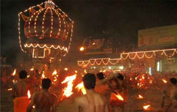 Top 10 Most Scary Festivals