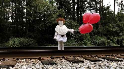 Pennsylvania and the red balloons on sewers