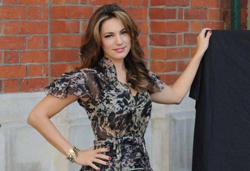 Beautiful Brunette Kelly Brook