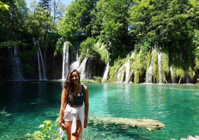 The magical Plitvice Lakes National Park. Most amazing places on Earth