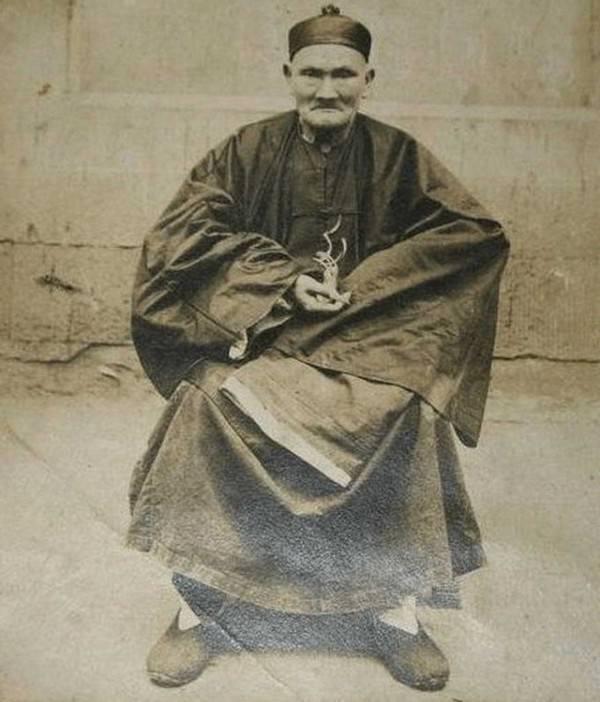 Li Ching-Yuen 256 year old man