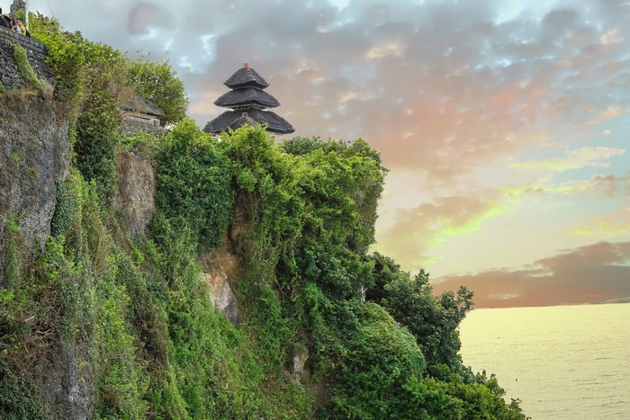 Uluwatu Temple,
