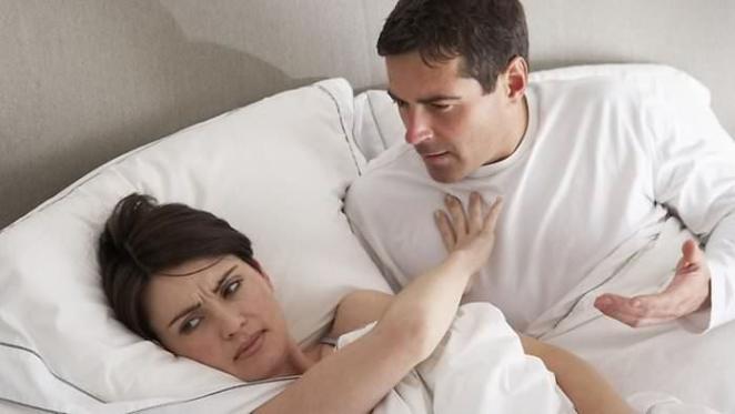 Erotophobia -Fear of Sex