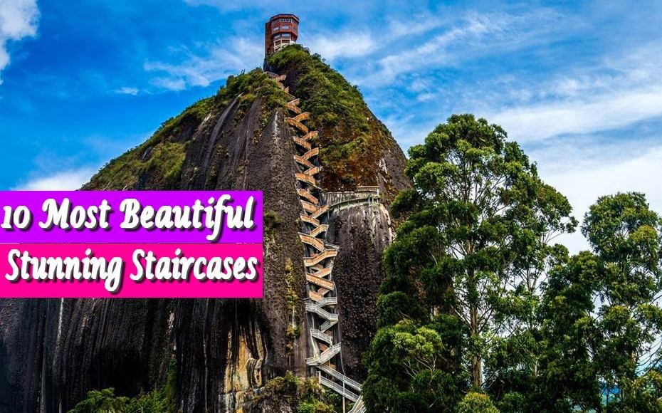 Beautiful and Stunning Staircases