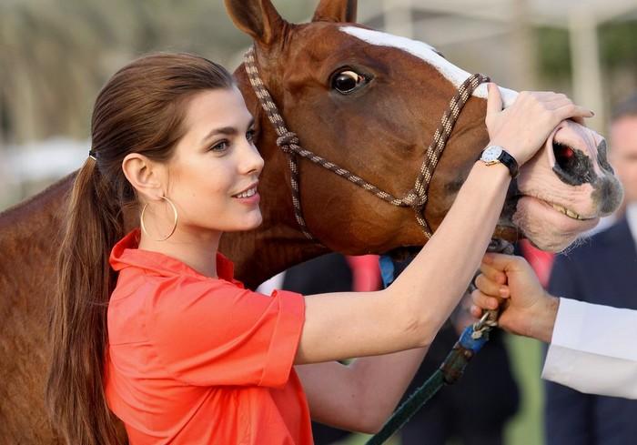 Charlotte Casiraghi Most Beautiful Royal Women