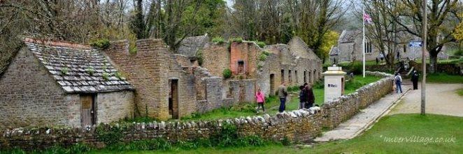 Tyneham- Dorset's lost D-Day village