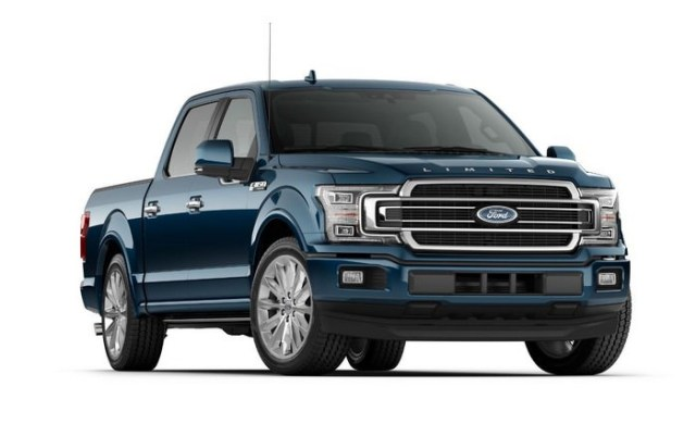 Ford F Series 2018