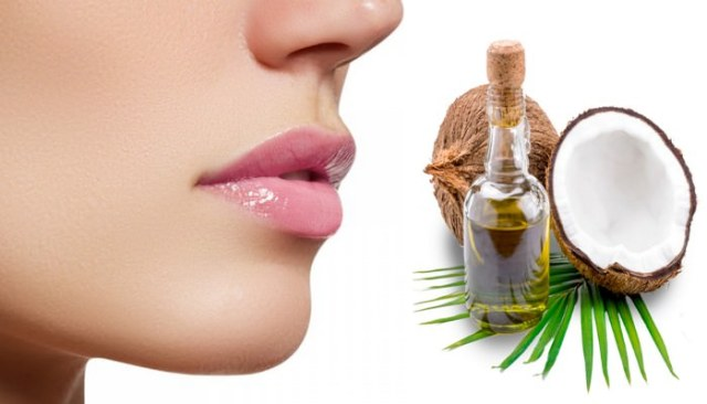 Coconut Oil For Pink Lips