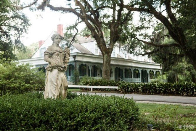 Myrtles Plantation-Most Haunted Places