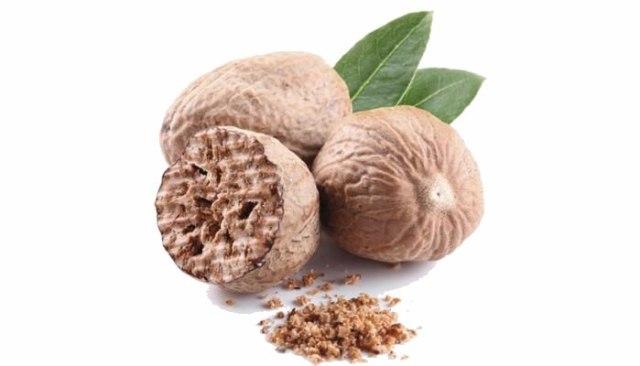 Nutmeg natural remedies for depression