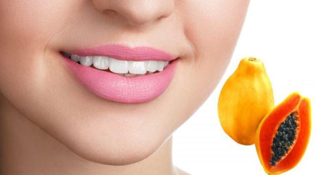 Papaya - getnatural pink color lips