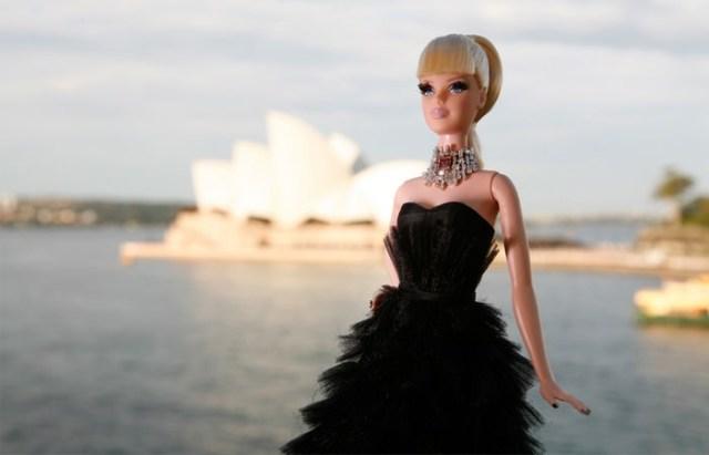 Stefano Canturi Barbie or Diamond Barbie – $302,500