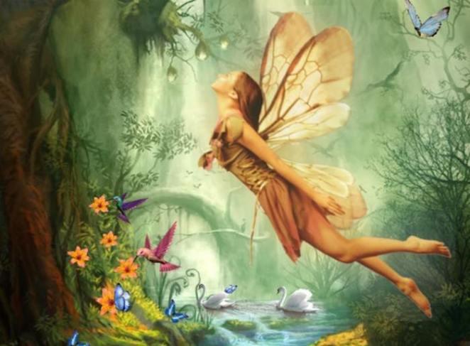 fairies in irish myth