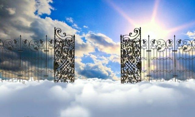 Uranophobia Fear of Heaven