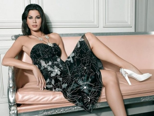 Beautiful Spanish Women Claudia Moro Fernandez
