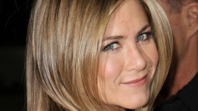 Jennifer Aniston The Greek Nose