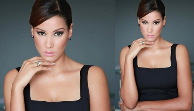 Widyan Larouz beautiful women of Morocco