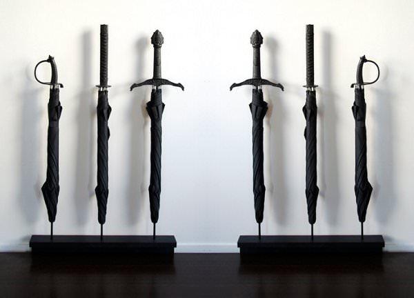 The Sword Umbrella