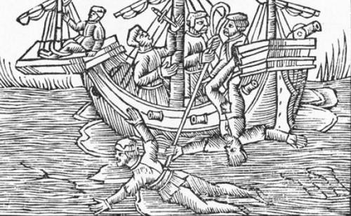 KEELHAULING Gruesome Ancient Torture Methods