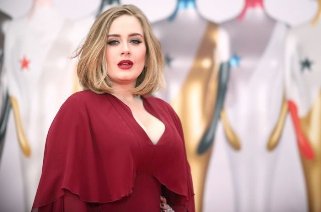 Adele Beautiful Singer