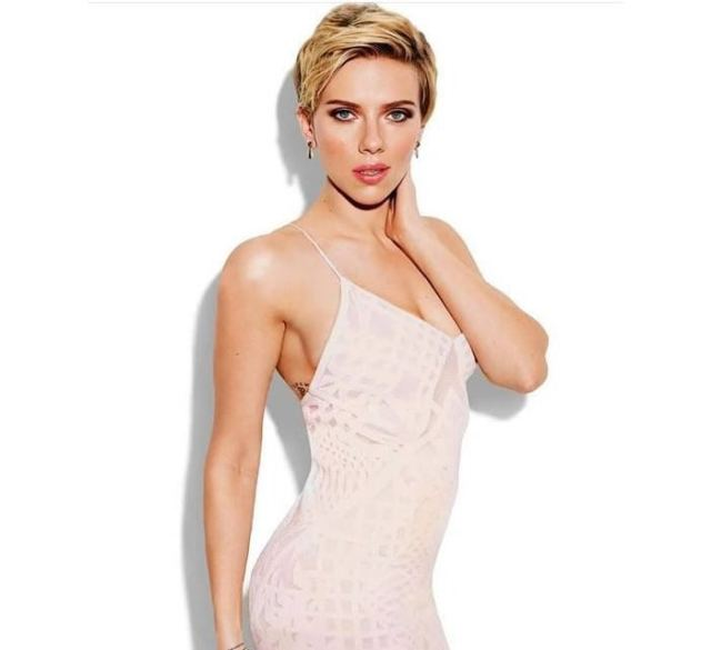 Scarlett Johansson Top 10 Highest Paid Actresses