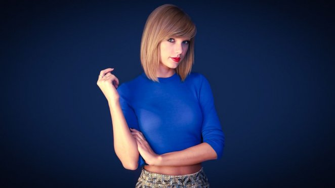 Taylor Swift Beautiful Women in the world
