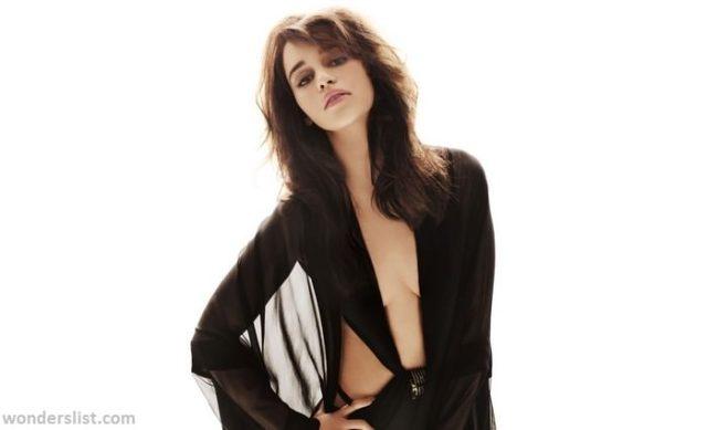 Emilia Clarke Beautiful British Women