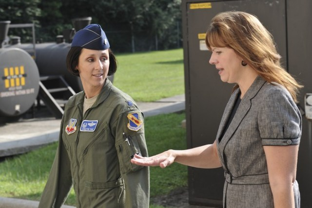 Lt. Col Christine Mau