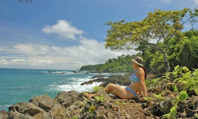 Bahia Solano Beach Colombia