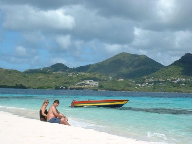 Anse La Roche in Grenada