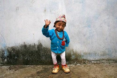 Khagendra Thapa Magar Shortest People of all time