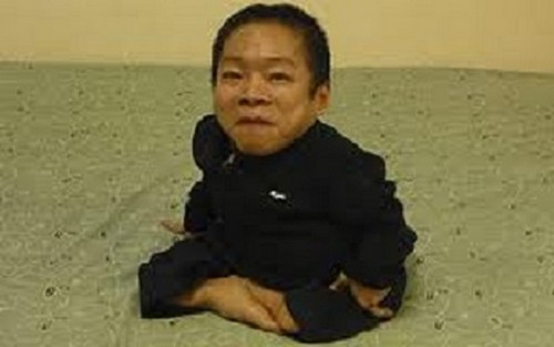 Lin Yu-chih Shortest People of all time