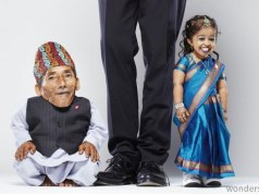 shortest people of all time