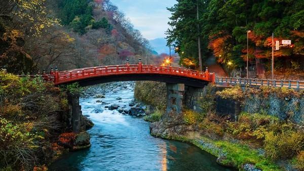 Nikko Bridge Japan