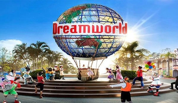 Dreamworld Things to Do in Queensland