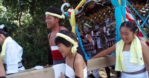 Hadaka Matsuri Bizarre Festivals